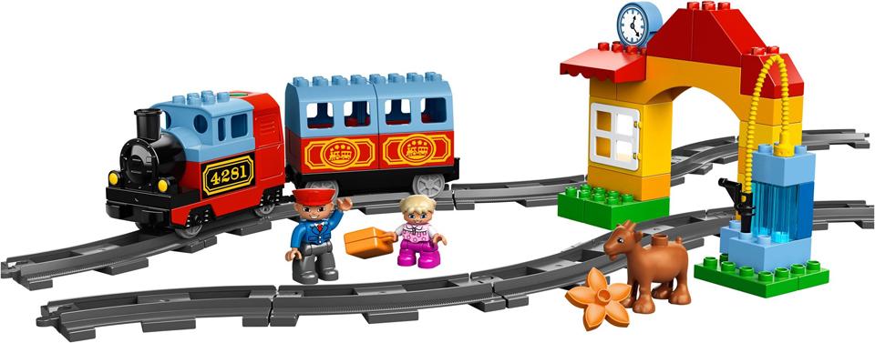 LEGO 10507 - LEGO® DUPLO Első vasútkészletem