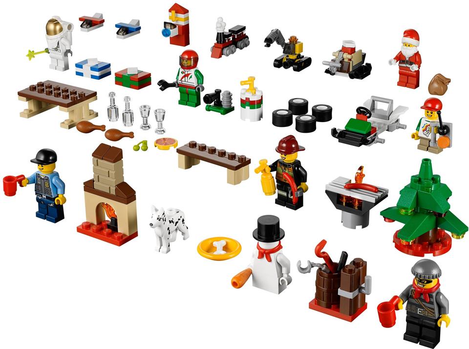 lego city adventi naptár LEGO   60024   LEGO CITY Adventi naptár 2013 lego city adventi naptár