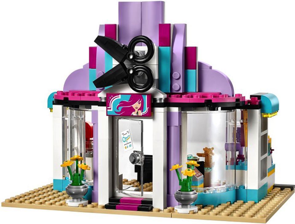 LEGO - 41093 - LEGO Heartlake hajvágó szalon 722ae1e6dc