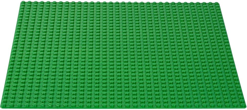 LEGO 10700 - LEGO Classic Zöld alaplap
