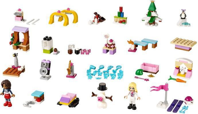 lego adventi naptár friends LEGO 41102   LEGO® Friends Adventi naptár 2015 lego adventi naptár friends