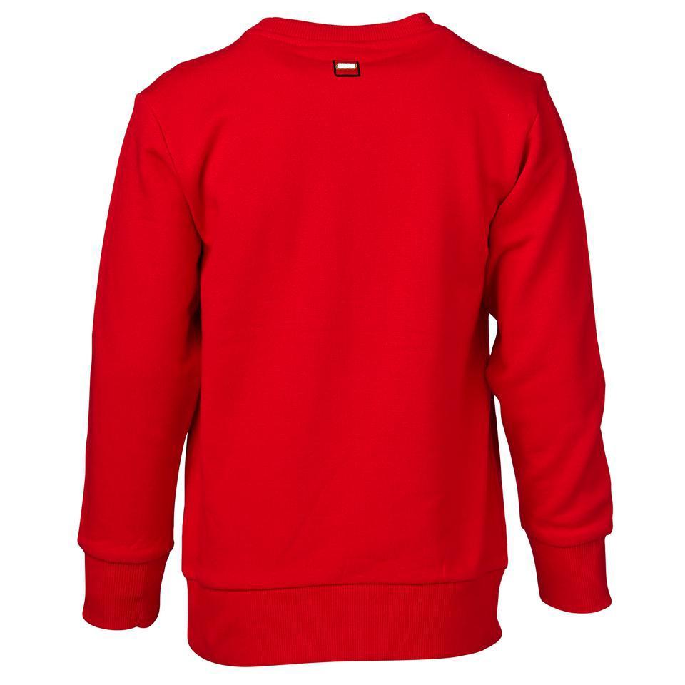 SHANE751-349-110 - LEGO Wear Star Wars Shane 751 fiú piros kapucnis pulóver  110-es méretben a1f6ee32b4