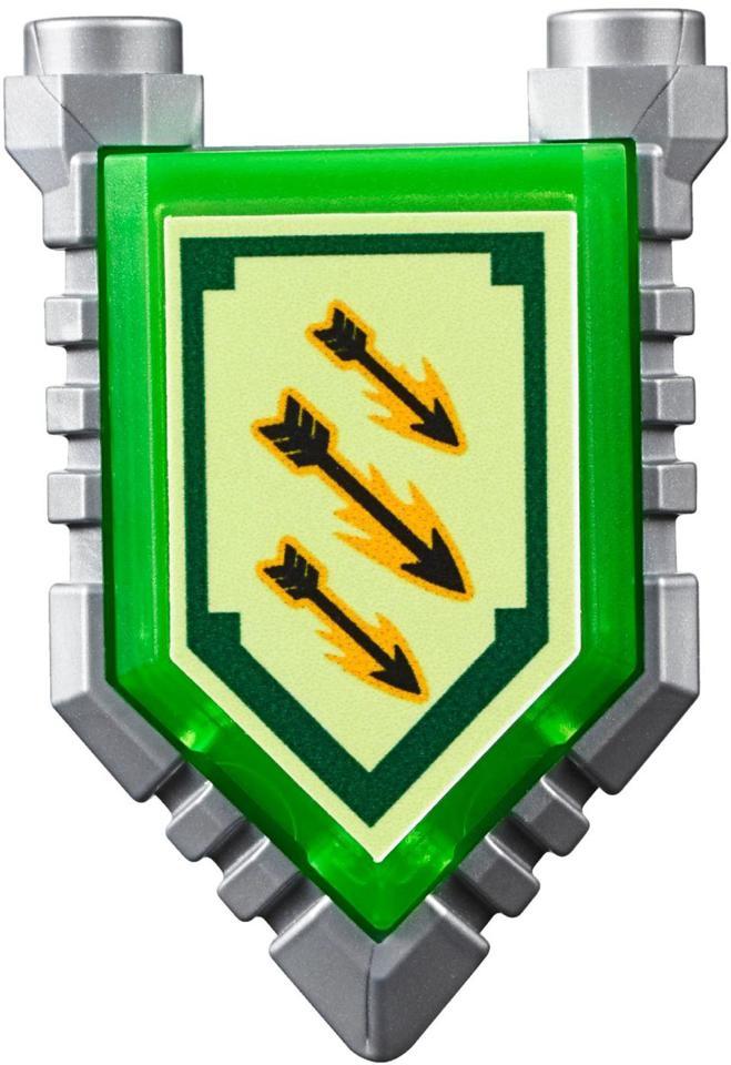 lego 70332  lego® nexo knights ultimate aaron