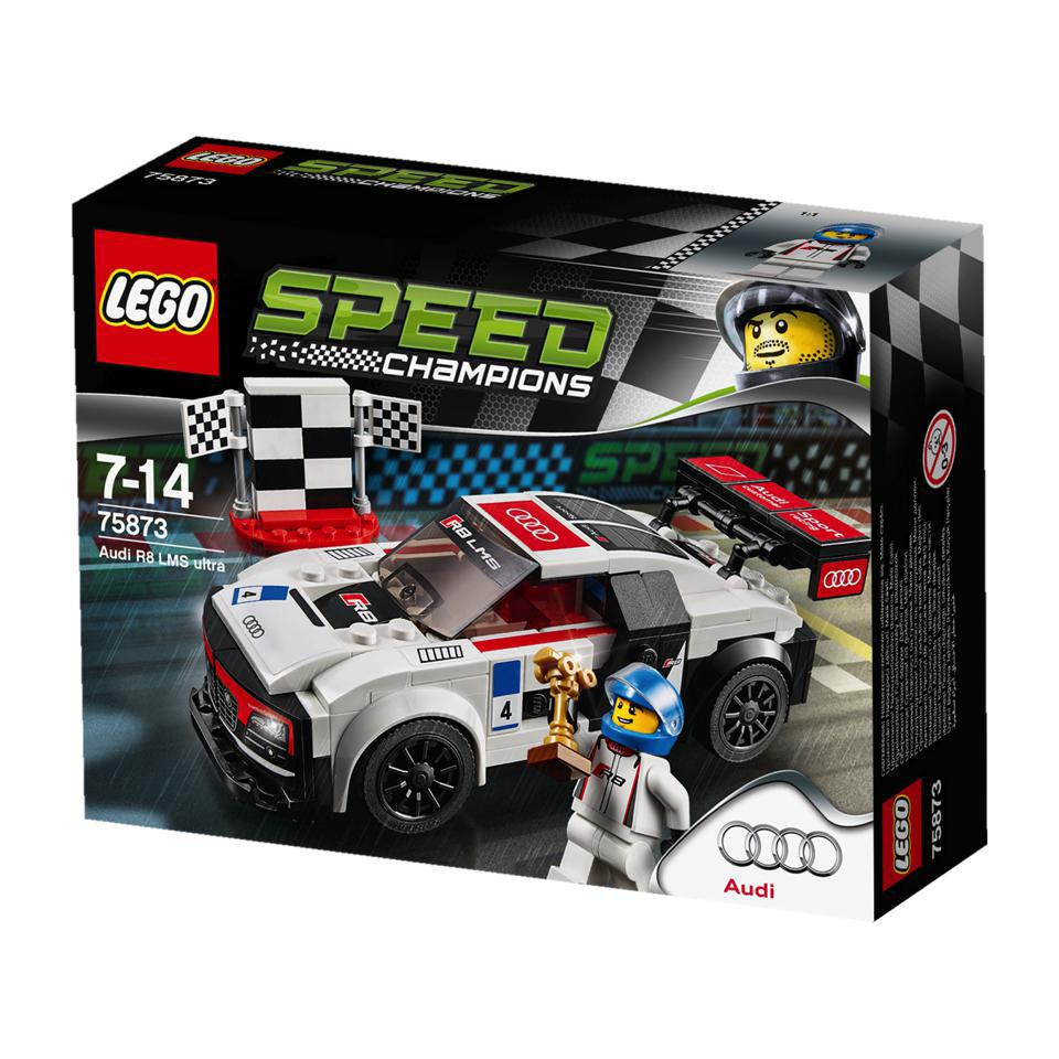 Lego 75873 speed audi r8 lms ultra 8