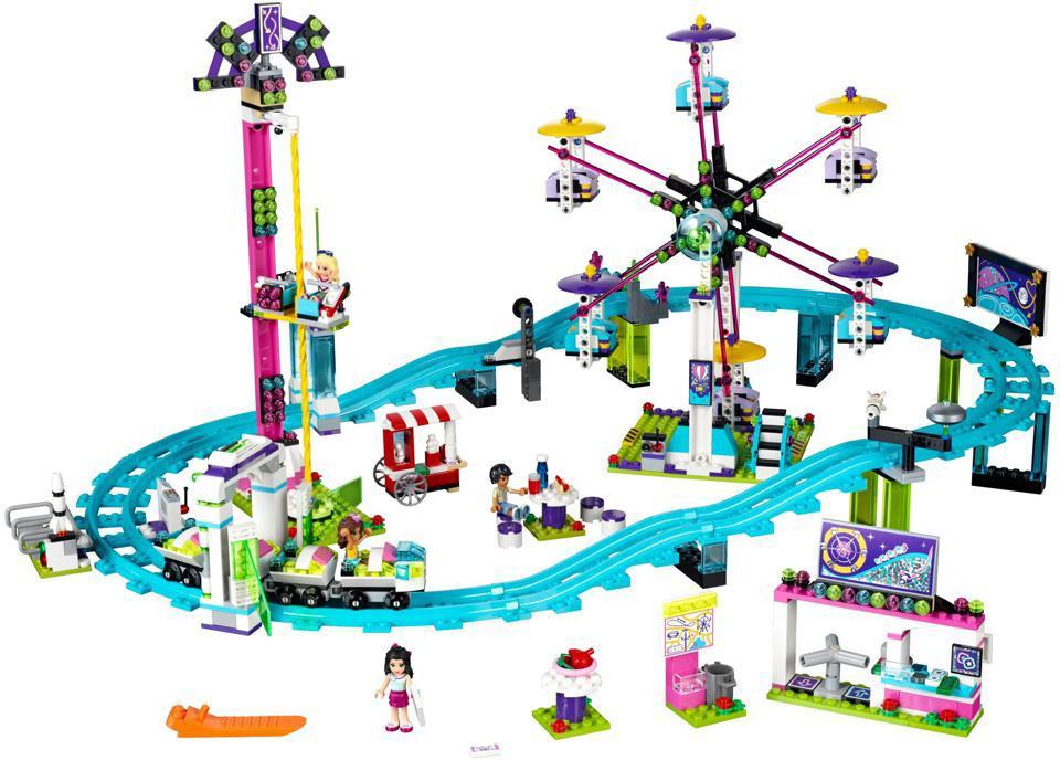 LEGO 41130 - LEGO Friends Vidámparki hullámvasút