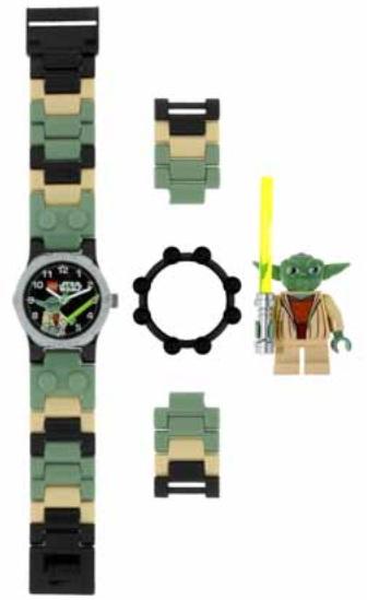 LEGO® 9002069 Star Wars Yoda karóra
