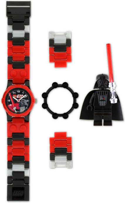 LEGO Kiegészítők - Óra - 9002908 - LEGO Star Wars Darth Vader karóra ... 7f68fc271e