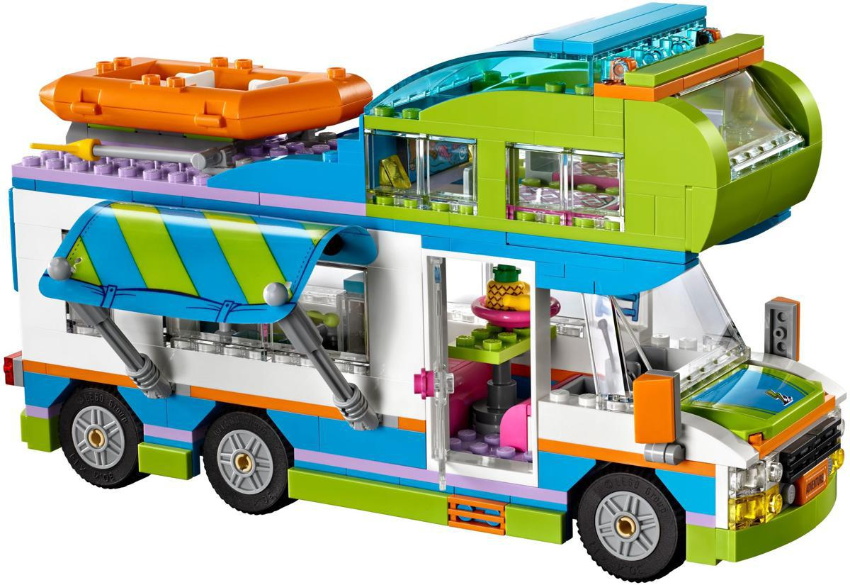 f387db74ac0d LEGO® 41339 - LEGO Friends Mia lakókocsija.