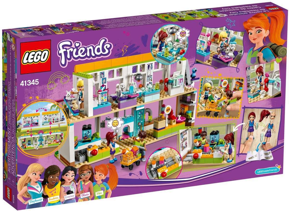 Lego 41345 Lego Friends Heartlake City Kisállat Központ