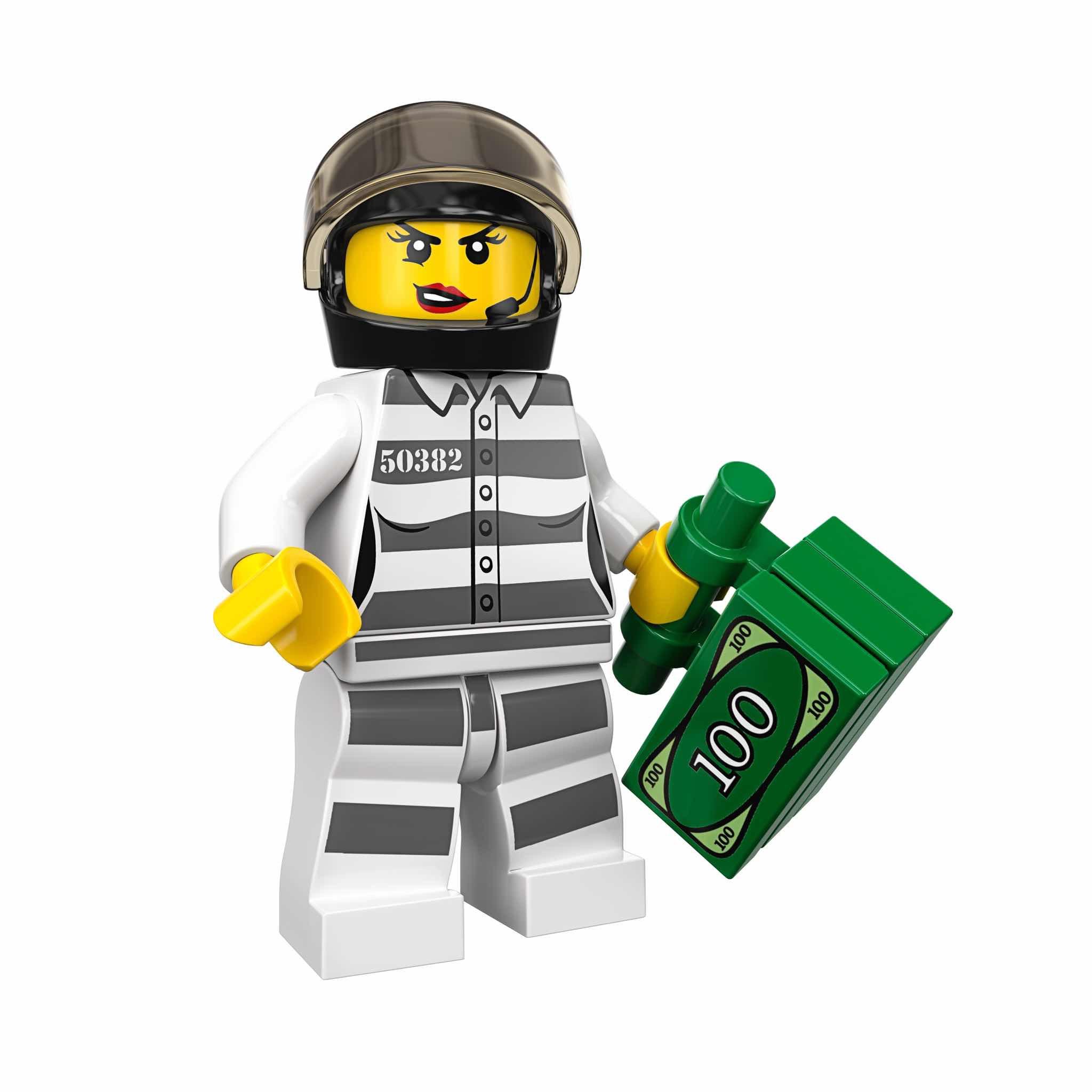 LEGO City Légi Rendőrségi Ejtőernyős