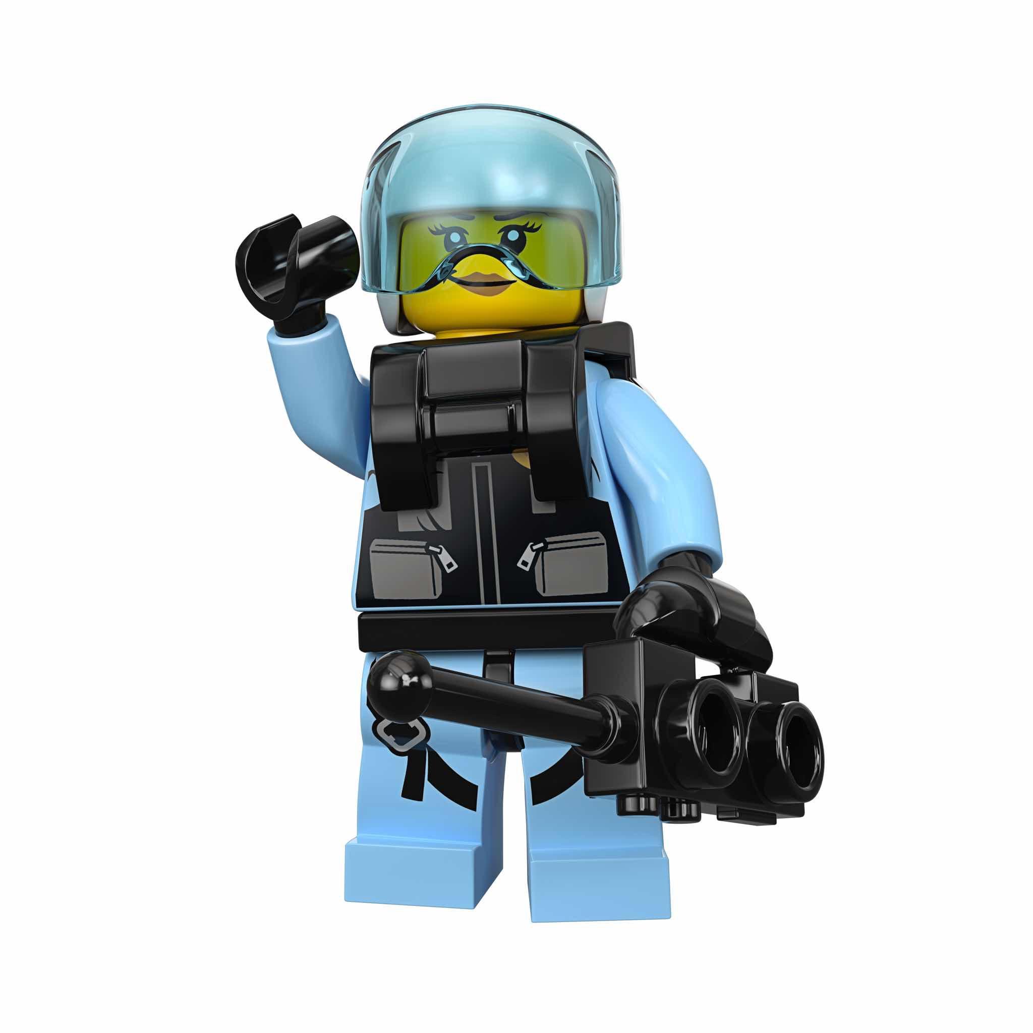 LEGO City Légi Rendőrségi Légibázis