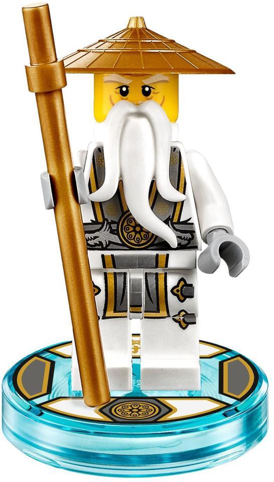 LEGO 71234 - LEGO Dimensions Fun Pack Sensei Wu