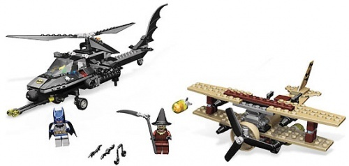 7786 - LEGO Batman: The Batcopter
