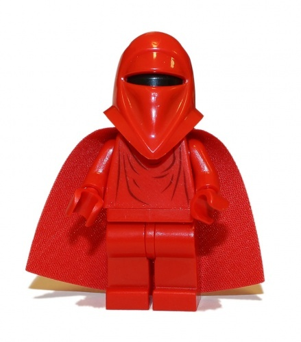 sw040 - LEGO Star Wars Imperial Royal Guard minifigura