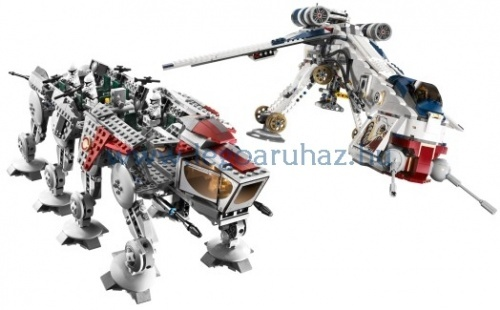 10195 - LEGO Republic Dropship with AT-OT