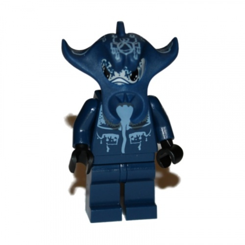 atl003 - LEGO Atlantis Manta Warrior minifigura