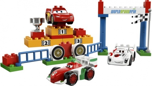 5839 - DUPLO World Grand Prix