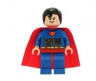 9005701 - LEGO Superheroes Superman minifigura ébresztő óra eed65eec91