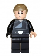 sw509 - LEGO Star Wars Luke Skywalker minifigura
