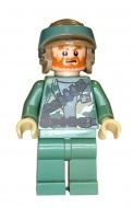 sw511 - LEGO Star Wars Rebel Commando Beard - szakállas lázadó