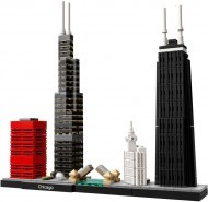 21033 - LEGO Architecture - Chicago