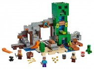 21155 - LEGO Minecraft™ A Creeper™ barlang
