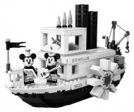 21317 - LEGO Ideas Steamboat Willie - Willie gőzhajó