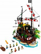 21322 - LEGO Ideas Barracuda öböl kalózai