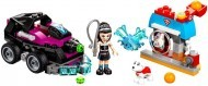 41233 - LEGO® DC Super Hero Girls™ - Lashina™ harckocsija