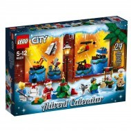 60201 - LEGO® City Adventi Naptár 2018