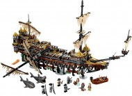 71042 - LEGO Pirates of the Caribbean Silent Mary - Csendes Mary