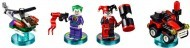 71229 - LEGO Dimensions Team Pack Joker and Harley Quinn
