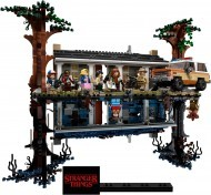 75810 - LEGO Stranger Things The Upside Down, Tótágas