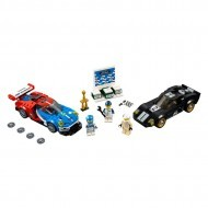 75881 - LEGO Speed Champions - 2016-os Ford GT és 1966-os Ford GT40
