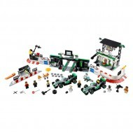 75883 - LEGO Speed Champions - MERCEDES AMG PETRONAS Formula One™ Team