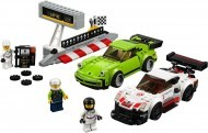 75888 - LEGO Speed Champions Porsche 911 RSR és 911 Turbo 3.0