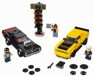 75893 - LEGO Speed Champions 2018 Dodge Challenger SRT Demon és 1970 Dodge Charger R/T