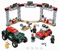 75894 - LEGO Speed Champions 1967 Mini Cooper S Rally és 2018 MINI John Cooper Works Buggy