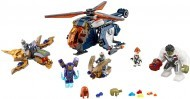 76144 - LEGO Super Heroes Hulk Helicopter Drop