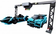 76898 - LEGO Speed Champions Formula E Panasonic Jaguar Racing GEN2 car & Jaguar I-PACE eTROPHY