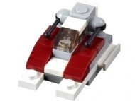 acs102 - LEGO Star Wars mini Republic Fighter Tank