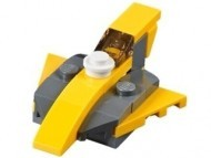acs107 - LEGO Star Wars mini Anakin's Jedi Starfighter