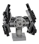 acs86 - LEGO Star Wars mini TIE Interceptor