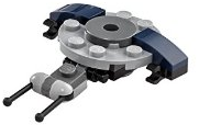 acs92 - LEGO Star Wars mini Droid Gunship
