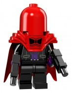 coltlbm-11 LEGO Minifigura The LEGO Batman Movie sorozat - Red Hood™