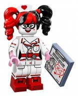 coltlbm-13 LEGO Minifigura The LEGO Batman Movie sorozat - Harley Quinn™ nővér