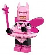 coltlbm-3 LEGO Minifigura The LEGO Batman Movie sorozat - Fairy Batman™
