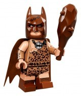 coltlbm-4 LEGO Minifigura The LEGO Batman Movie sorozat - Clan of the Cave Batman™