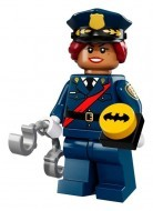 coltlbm-6 LEGO Minifigura The LEGO Batman Movie sorozat - Barbara Gordon™