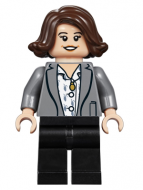 hp163 - LEGO Harry Potter Tina Goldstein minifigura